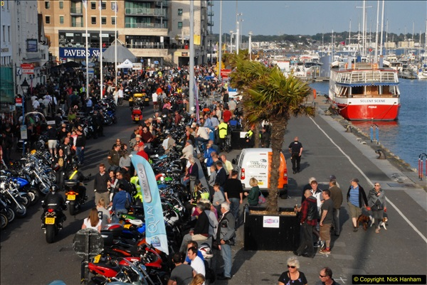2015-06-16 Biker's Night on Poole Quay. (2)002