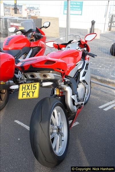 2015-06-16 Biker's Night on Poole Quay. (230)230