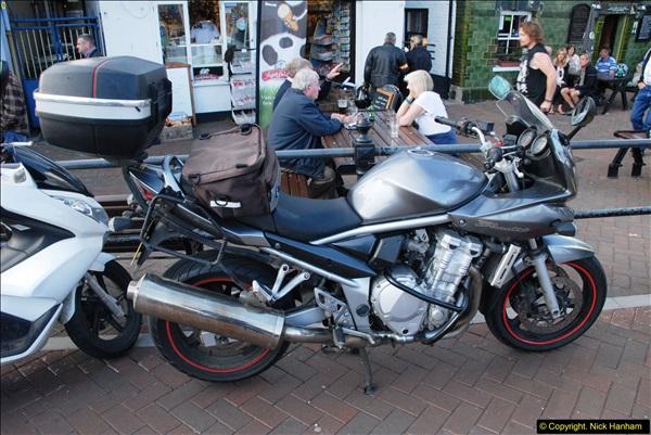 2015-06-16 Biker's Night on Poole Quay. (59)059
