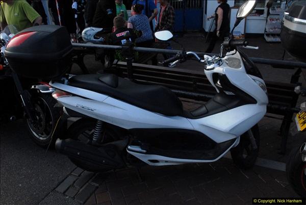 2015-06-16 Biker's Night on Poole Quay. (60)060