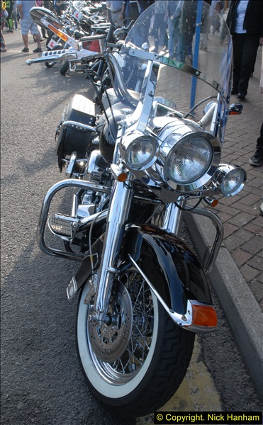 2015-06-16 Biker's Night on Poole Quay. (65)065