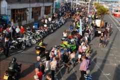 Bikers Night Poole Quay 16 June 2015