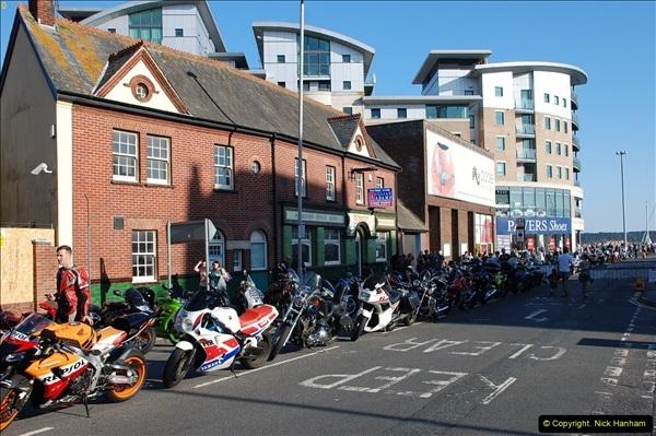 2016-08-16 Biker's Night on Poole Quay, Poole, Dorset August 2016.  (1)001