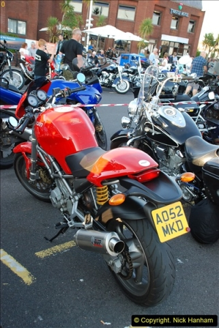 2016-08-16 Biker's Night on Poole Quay, Poole, Dorset August 2016.  (110)110