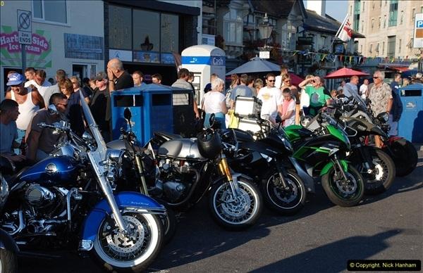 2016-08-16 Biker's Night on Poole Quay, Poole, Dorset August 2016.  (42)042