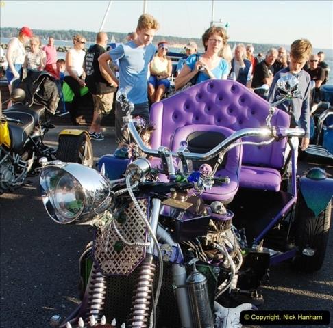 2016-08-16 Biker's Night on Poole Quay, Poole, Dorset August 2016.  (53)053