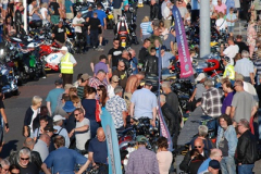 2016-08-16 Biker's Night on Poole Quay, Poole, Dorset August 2016.  (18)018