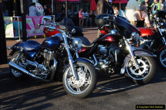 2016-08-16 Biker's Night on Poole Quay, Poole, Dorset August 2016.  (45)045