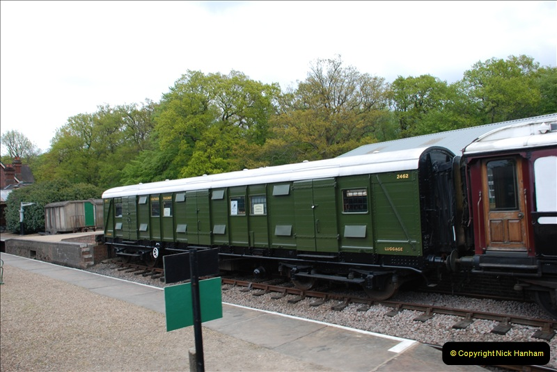 2010-05-10 The Bluebell Railway.  (106)001