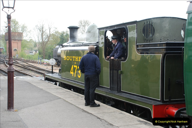 2010-05-10 The Bluebell Railway.  (109)001
