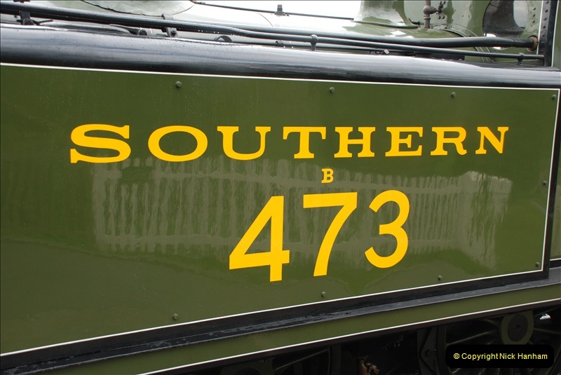 2010-05-10 The Bluebell Railway.  (52)001