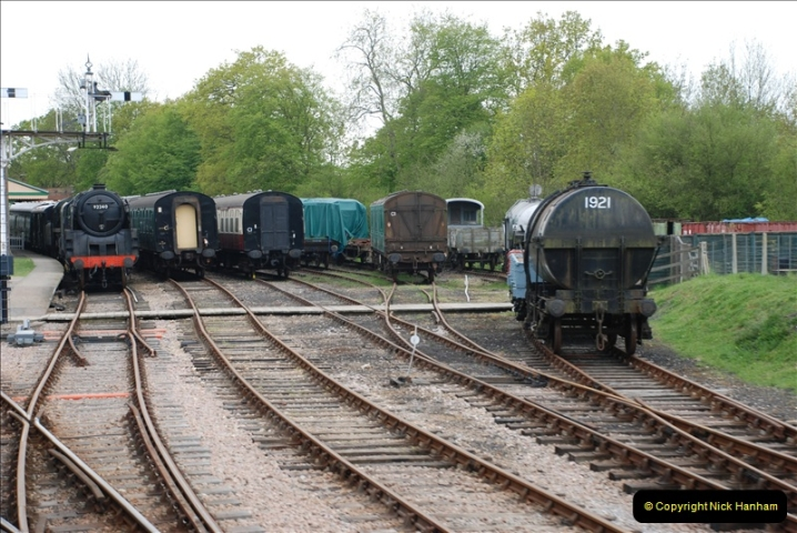 2010-05-10 The Bluebell Railway.  (101)001