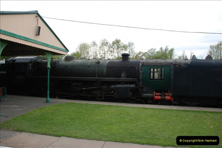 2010-05-10 The Bluebell Railway.  (103)001