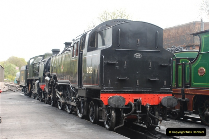 2010-05-10 The Bluebell Railway.  (25)001
