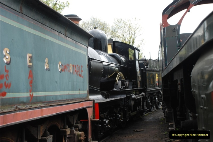 2010-05-10 The Bluebell Railway.  (31)001