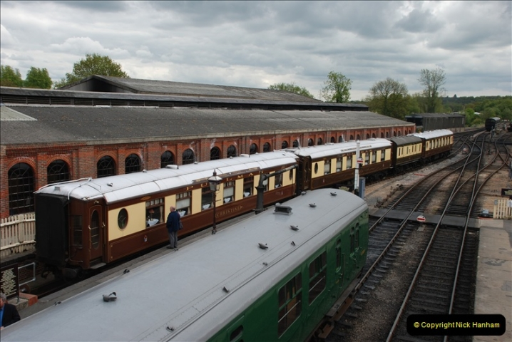 2010-05-10 The Bluebell Railway.  (44)001
