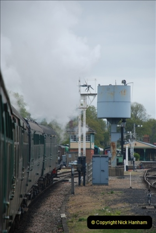 2010-05-10 The Bluebell Railway.  (69)001