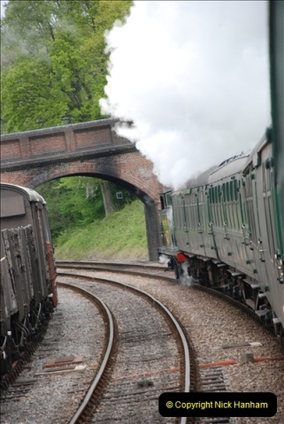 2010-05-10 The Bluebell Railway.  (81)001