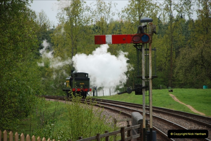 2010-05-10 The Bluebell Railway.  (88)001