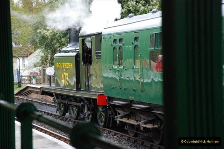 2010-05-10 The Bluebell Railway.  (95)001