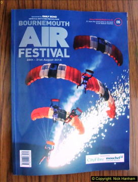 Bournemouth  Air Festival 30 August 2014