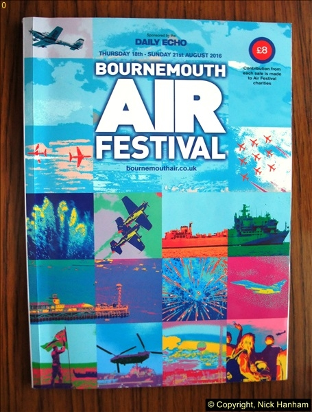 2016 Bournemouth  Air Festival 18 August 2016