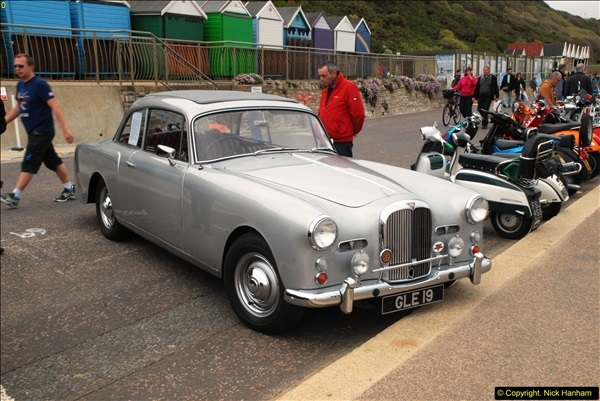 2014-05-26 The FIRST Bournemouth Wheels Festival. (130)364