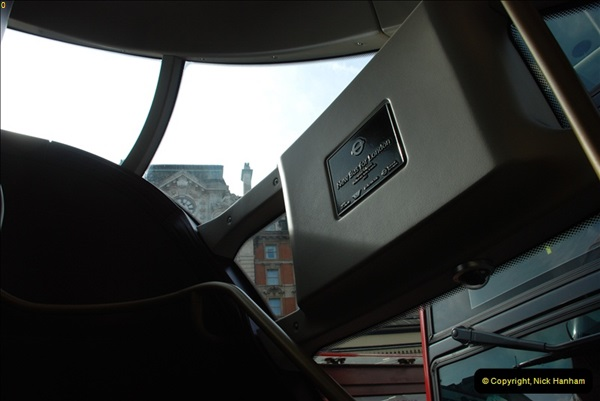 2012-10-07 Ride on LT12 GHT Borismaster. Route 38 Victoria to Hackney Central.  (28)33