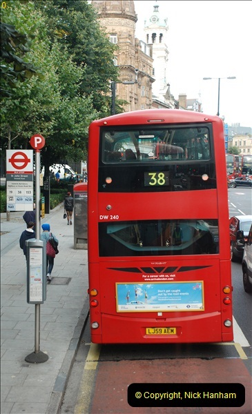 2012-10-07 Ride on LT12 GHT Borismaster. Route 38 Victoria to Hackney Central.  (57)62