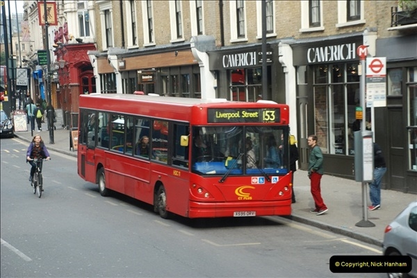 2012-10-07 Ride on LT12 GHT Borismaster. Route 38 Victoria to Hackney Central.  (56)61