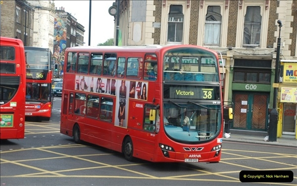 2012-10-07 Ride on LT12 GHT Borismaster. Route 38 Victoria to Hackney Central.  (70)75