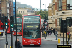 2012-10-07 Ride on LT12 GHT Borismaster. Route 38 Victoria to Hackney Central.  (58)63