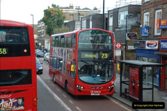2012-10-07 Ride on LT12 GHT Borismaster. Route 38 Victoria to Hackney Central.  (61)66