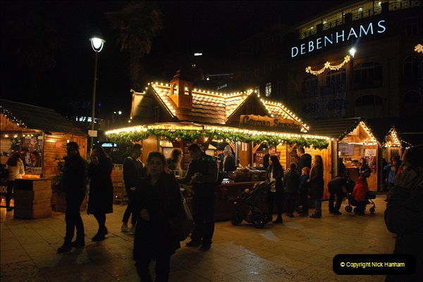 2018-11-30 Bournemouth Christmas Lights.  (121)121