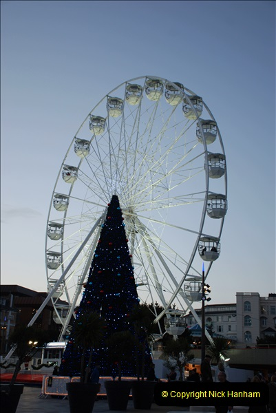 2018-11-30 Bournemouth Christmas Lights.  (20)020
