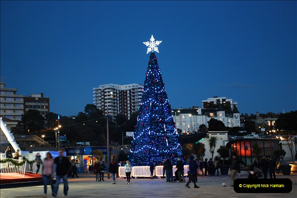 2018-11-30 Bournemouth Christmas Lights.  (22)022