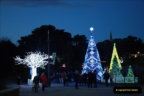 2018-11-30 Bournemouth Christmas Lights.  (27)027