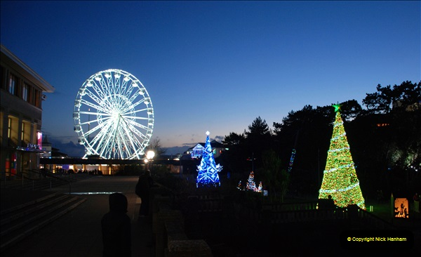 2018-11-30 Bournemouth Christmas Lights.  (40)040