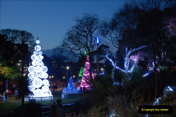 2018-11-30 Bournemouth Christmas Lights.  (41)041