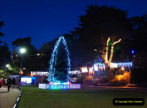 2018-11-30 Bournemouth Christmas Lights.  (54)054