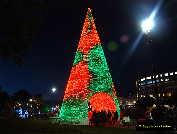2018-11-30 Bournemouth Christmas Lights.  (63)063