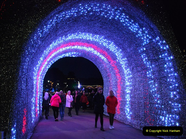 2018-11-30 Bournemouth Christmas Lights.  (70)070