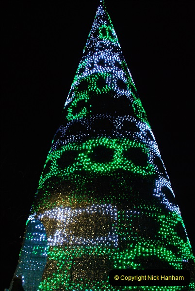 2018-11-30 Bournemouth Christmas Lights.  (89)089