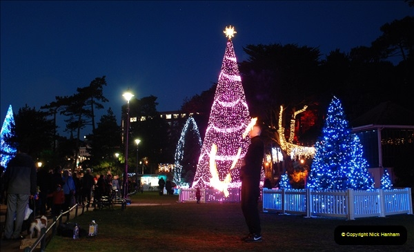 2018-11-30 Bournemouth Christmas Lights.  (51)051