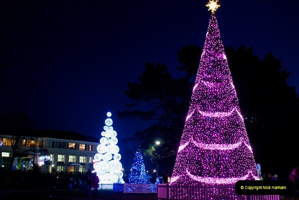 2018-11-30 Bournemouth Christmas Lights.  (56)056