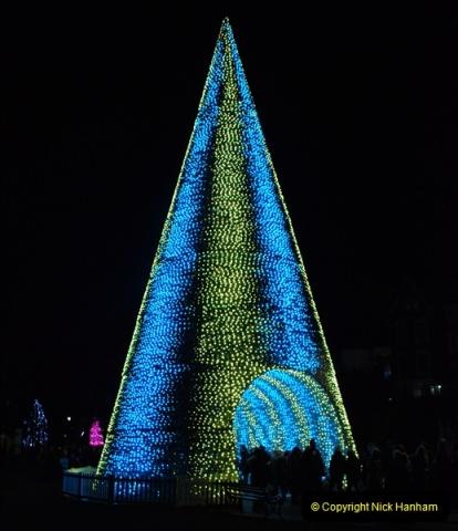 2018-11-30 Bournemouth Christmas Lights.  (92)092