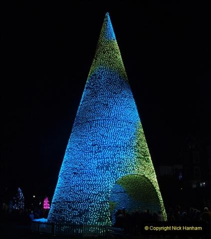 2018-11-30 Bournemouth Christmas Lights.  (93)093