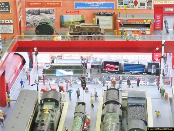 2018-02-11 Bournemouth Model Railway Exhibition.  (66)066