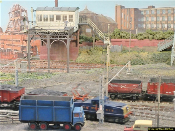 2018-02-11 Bournemouth Model Railway Exhibition.  (87)087