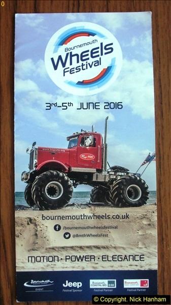 Bournemouth Wheels 03 June 2016